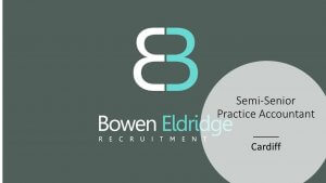 part qualified accountant