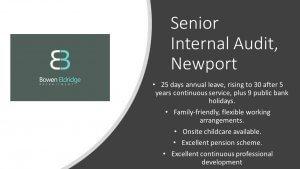 Senior Internal Audit